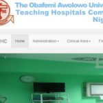 OAUTHC School of Nursing Post Basic Nursing & Midwifery Application Form 2019/2020 Out