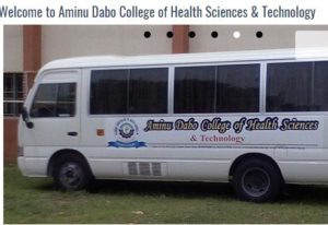Aminu Dabo College of Health Technology Kano
