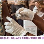 Salary Structure of Public Health Workers In Nigeria For 2020