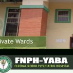 School of Post Basic Psychiatric Nursing Yaba Admission Form 2018/2019 Out