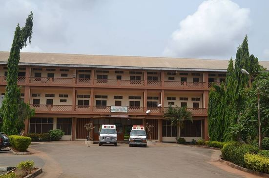 St. Charles Borromeo Hospital College of Nursing Admission Form 2019/20 Out 1