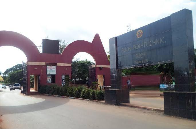 Auchi Poly Main Gate