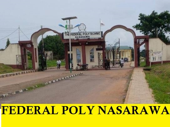 List of Courses Offered in Federal Poly Nasarawa and Entry Admission Requirements 1