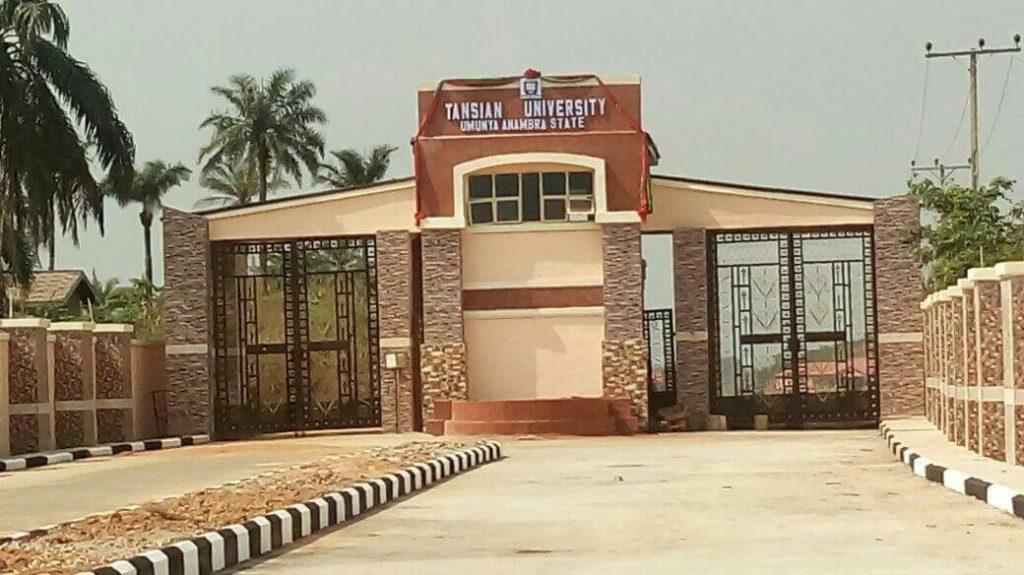Tansian University